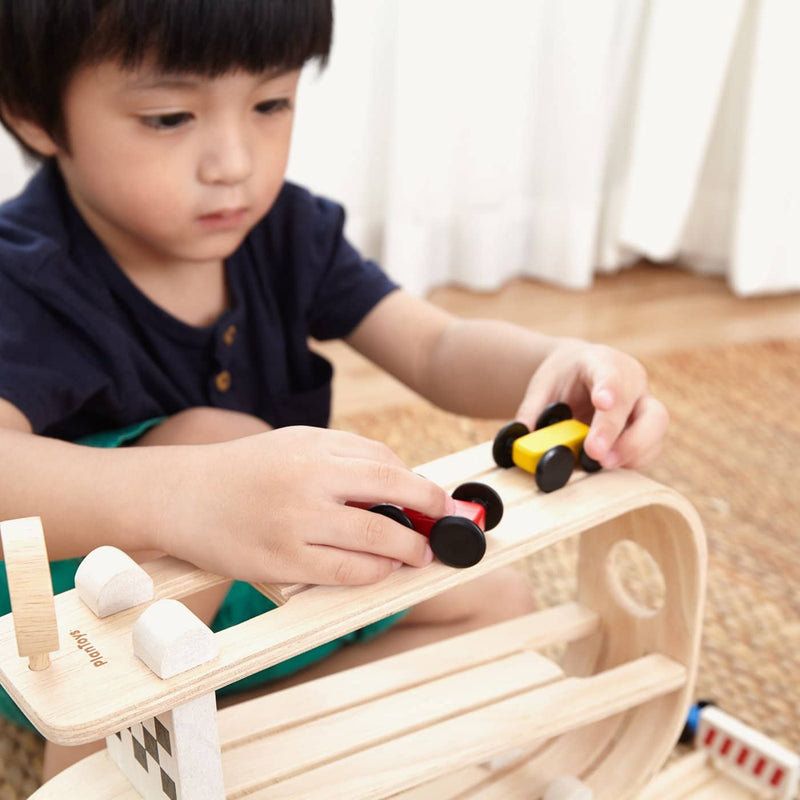 Plan Toys - Ramp Racer - All Mamas Children
