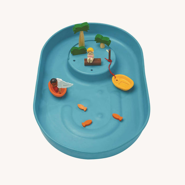 Plan Toys Water Way Play Set, Water Play, Plan Toys - All Mamas Children
