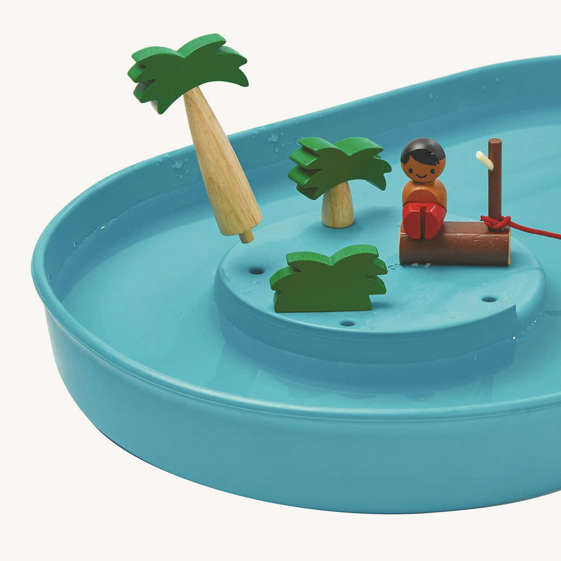 Plan Toys - Water Way Play Set, Water Play, Plan Toys - All Mamas Children
