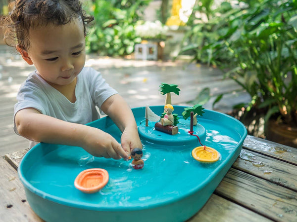 Plan Toys - Water Way Play Set - All Mamas Children