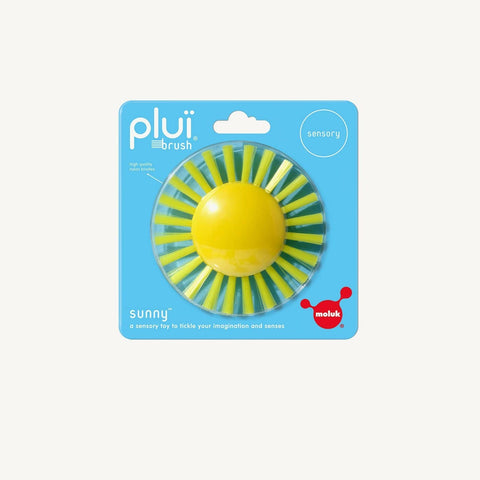 Moluk Plui Brush Sunny - Bath Toy, Bath Toy, Moluk - All Mamas Children