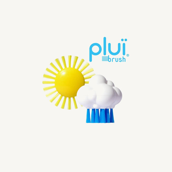 Moluk Pluï Brush Cloudy - Bath Toy - All Mamas Children