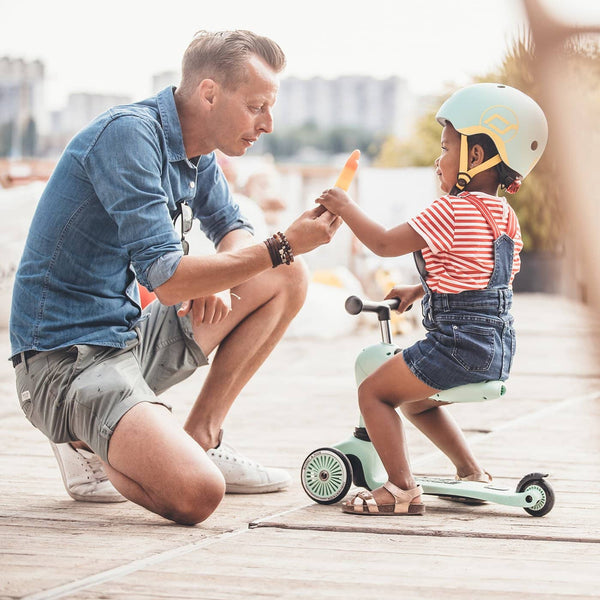 Scoot and Ride 2 in 1 Balance Bike / Scooter - Highwaykick 1 in Kiwi - All Mamas Children