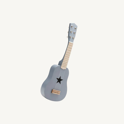 Grey Toy Guitar - Kids Concept - All Mamas Children