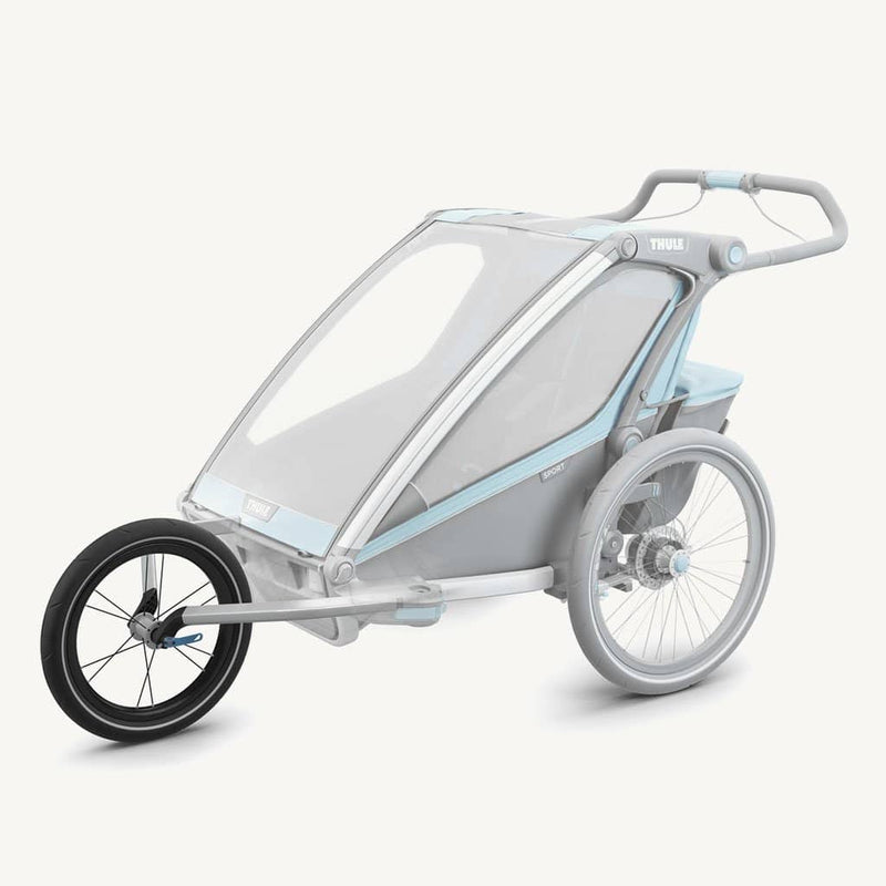 Thule Chariot 2 Jogging Kit - Current UK model, Multisport and bike trailer kit, Thule - All Mamas Children