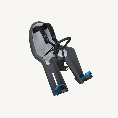 Thule RideAlong Mini Front Child Bike Seat - Dark Grey, Child Bike Seat, Thule - All Mamas Children