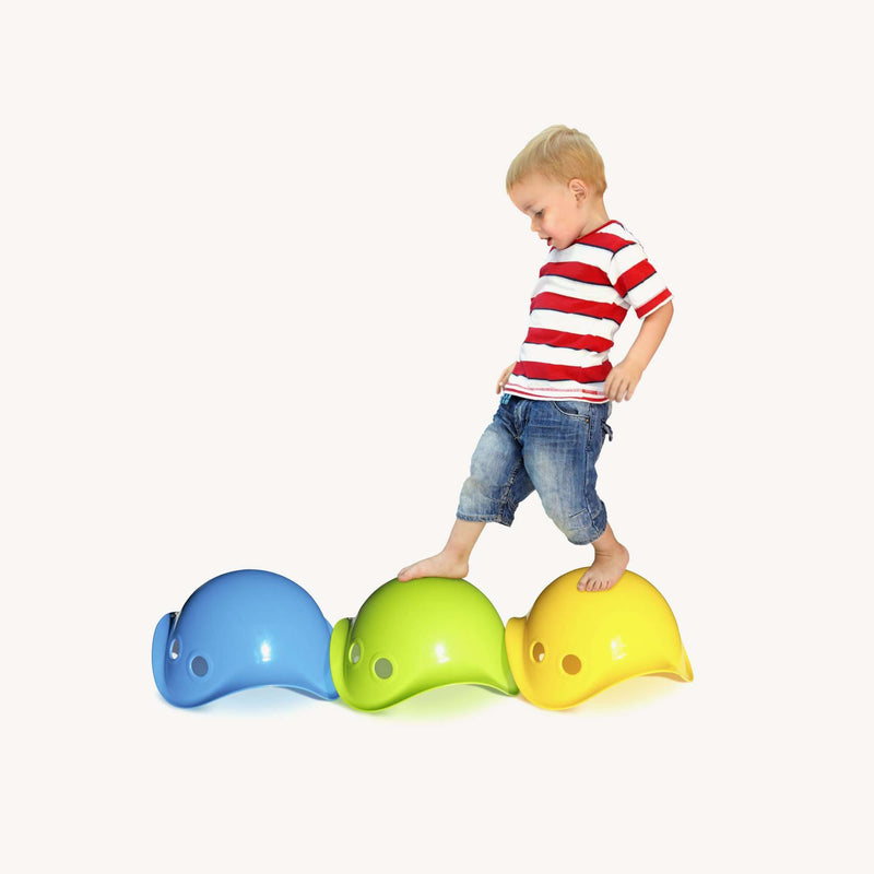 Moluk Bilibo - in 8 primary colours, Sensory Toy, Moluk - All Mamas Children
