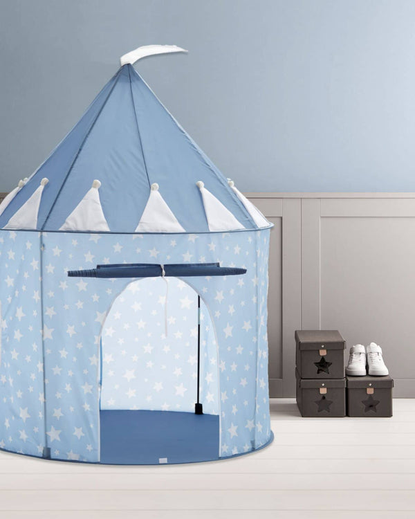 Kid's Concept - Star Blue Play Tunnel, Play Tunnel, Kids Concept - All Mamas Children