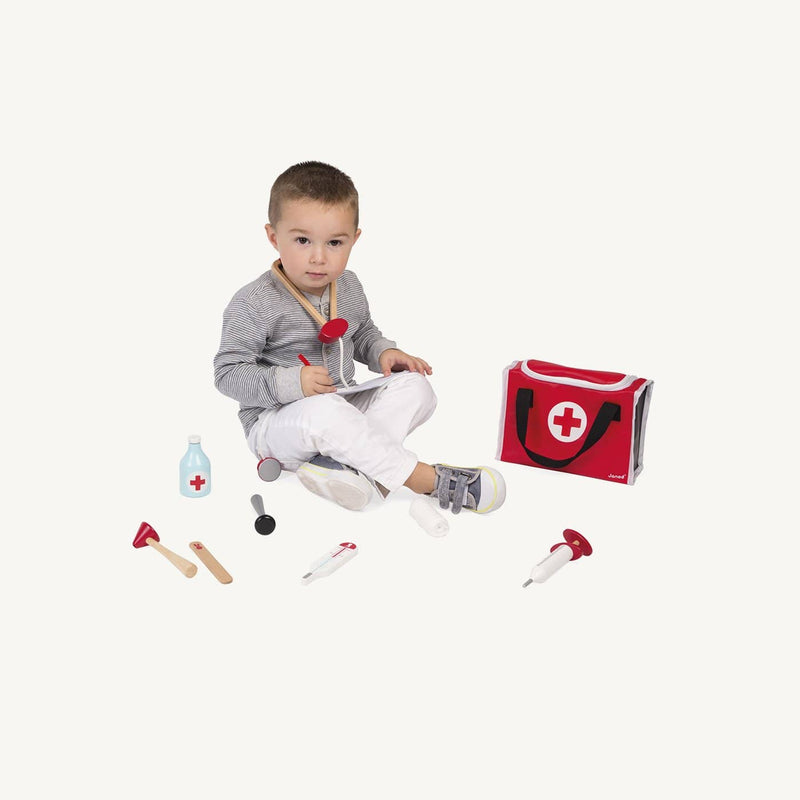 Janod - Doctor's Suitcase, Pretend Play, Janod - All Mamas Children