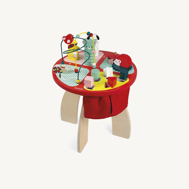 Janod Activity Table Baby Forest, Activity Table, Janod - All Mamas Children