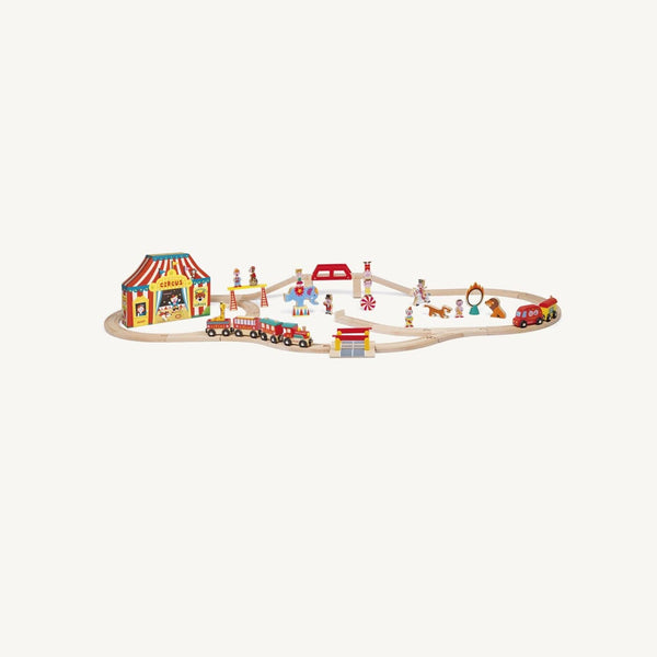 Story Express Circus, Play Set, Janod - All Mamas Children