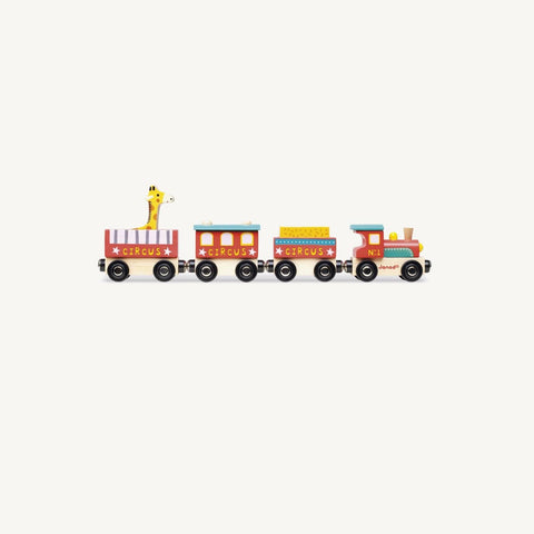 Story Circus Train Set, Play Set, Janod - All Mamas Children