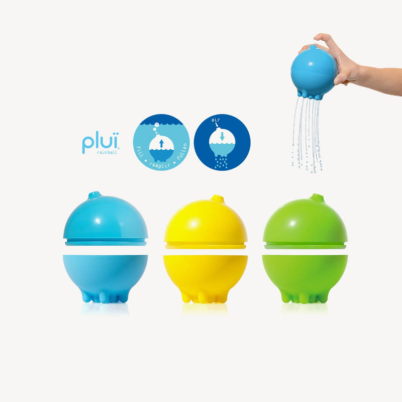 Moluk Pluï Rain Ball - Bath Toy, Bath Toy, Moluk - All Mamas Children