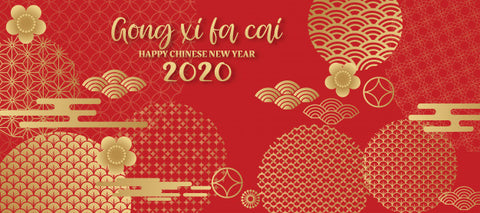 Happy 2020 Chinese New Year