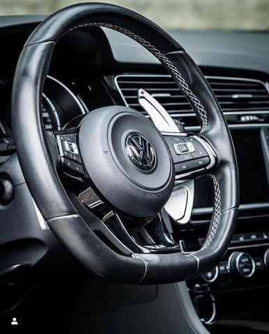 How do you get stylish paddle shifter?