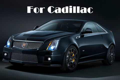 For Cadillac