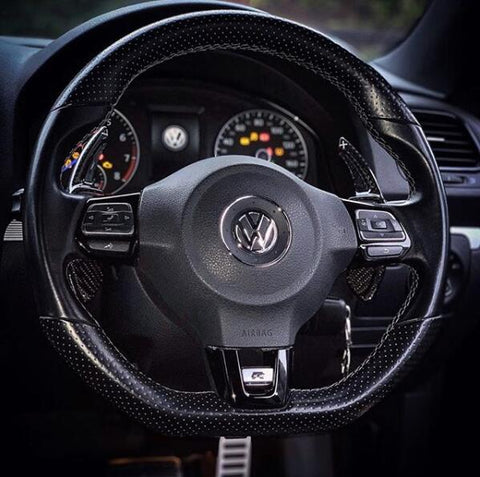 Pinalloy Paddle Shift Extensions for Volkswagen MK6