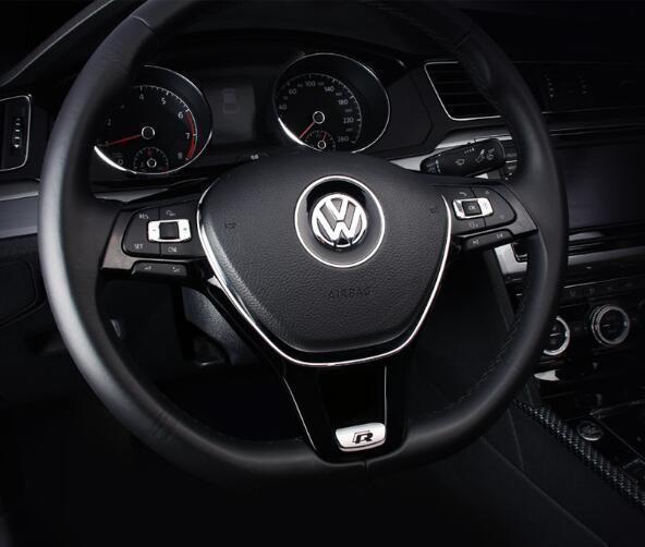 Pinalloy Steering Wheel Dedicated Clip For VW Volkswagen Golf 7 7 GTI - Pinalloy