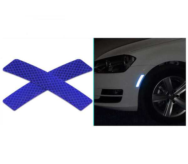(Set of 2) Pinalloy 3M Marine Solas Tape / Reflective Safety Tape / Warning Conspicuity Tape / Film Sticker - Pinalloy Online Auto Accessories Lightweight Car Kit