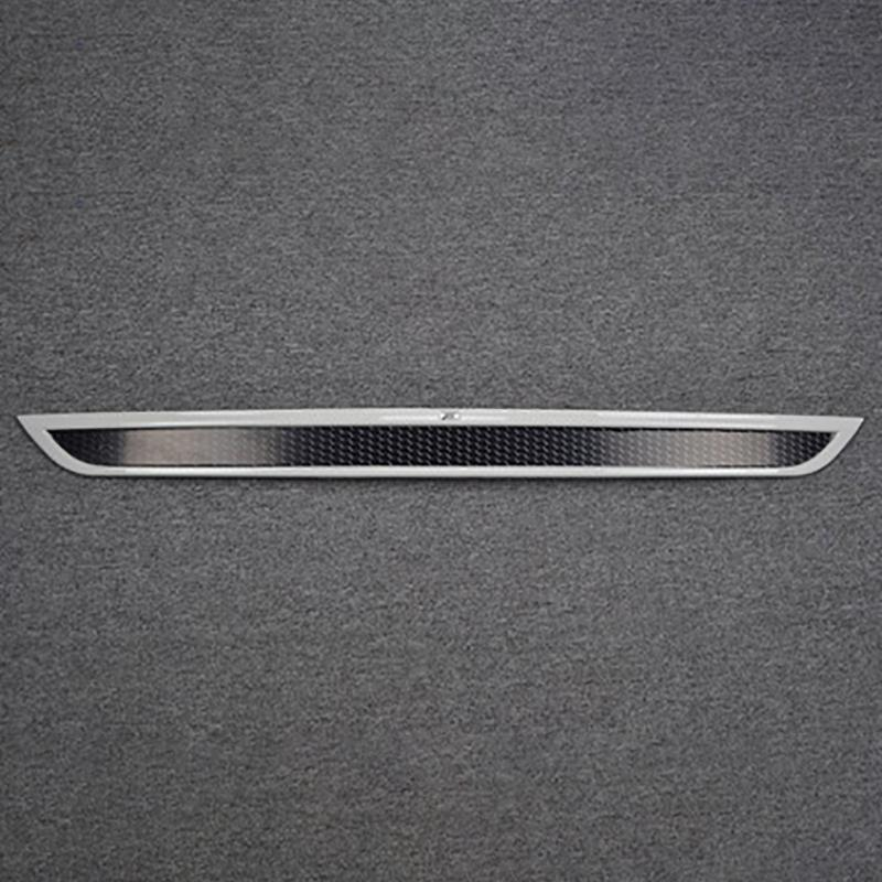 Pinalloy Rear Trunk Tailgate Lid Bottom Strip Trim For VW Volkswagen Golf 7 MK7 2014-2018 - Pinalloy