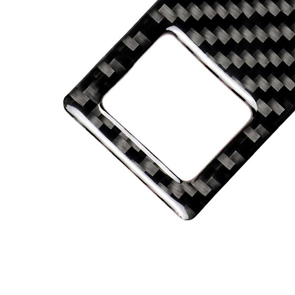 Pinalloy Central Control Emergency Light Frame Carbon Fiber Stickers For VW Golf 7 - Pinalloy Online Auto Accessories Lightweight Car Kit