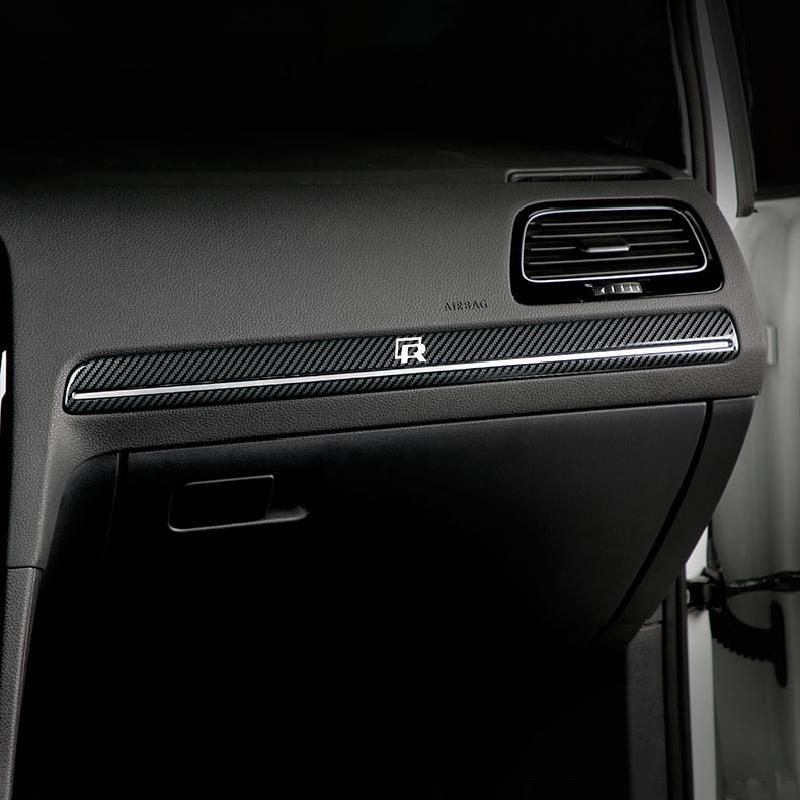 ABS Plastic Interior trim of center console trim for VW MK7 MK7.5 GTI - Pinalloy Online Auto Accessories Lightweight Car Kit