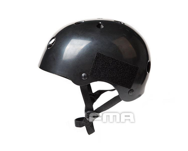 Pinalloy Go Green x FMA Black Helmet Head Protector for Skateboarding Longboarding Inline Bike X Game - Pinalloy Online Auto Accessories Lightweight Car Kit