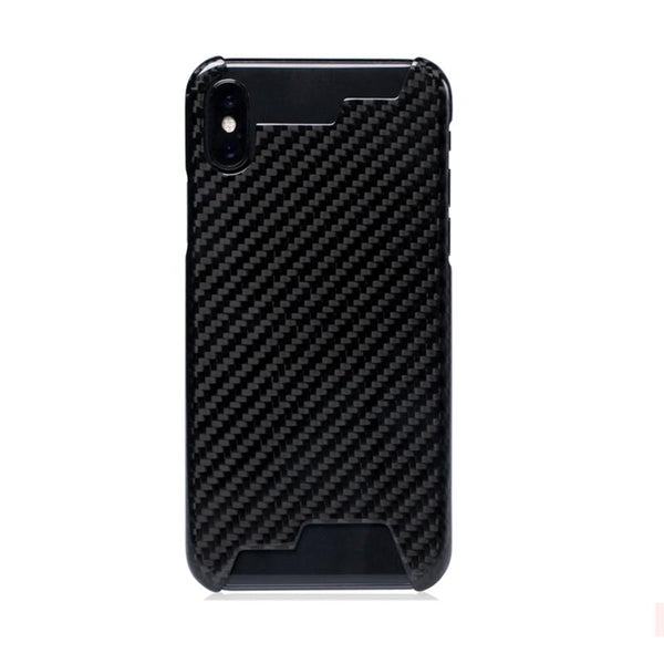 Pinalloy New 100% Real Black Carbon Fiber Matt / Glossy Case Cover for iPhone X (version 2) - Pinalloy Online Auto Accessories Lightweight Car Kit