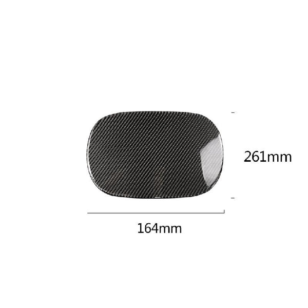 Carbon Fiber Made Fuel Tank Gas Oil Cap Cover For C-Class W205 2015-18 - Pinalloy Online Auto Accessories Lightweight Car Kit