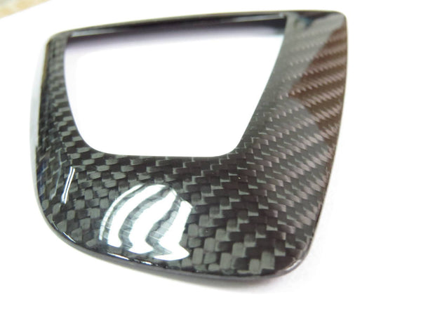 Real Carbon Fiber Gear Shift Surround Trim for BMW F22 F23 F30 F31 F32 F34 F36 (Left) - Pinalloy Online Auto Accessories Lightweight Car Kit
