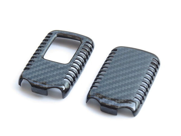 Pinalloy Carbon Fiber Remote Keyless Cover Case For 2017-up Honda Civic HRV Accord - Pinalloy Online Auto Accessories Lightweight Car Kit