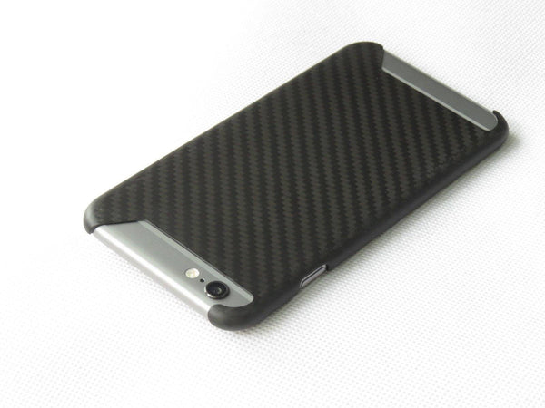 "Deluxe Real Pure Carbon Fiber Matte Glossy Case Cover for iPhone 6 Plus with 5.5 inch "" - Pinalloy Online Auto Accessories Lightweight Car Kit"
