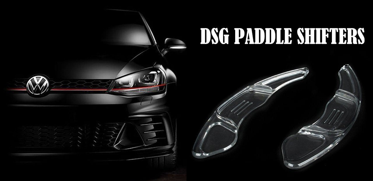 Pinalloy DSG Paddle Shifter Extensions