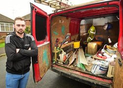 Man's warning after thieves steal £5,000 of tools from van in Costessey