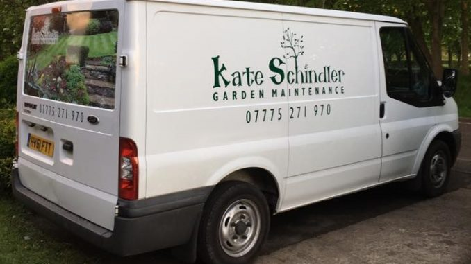 Gardener has everything stolen van and tools