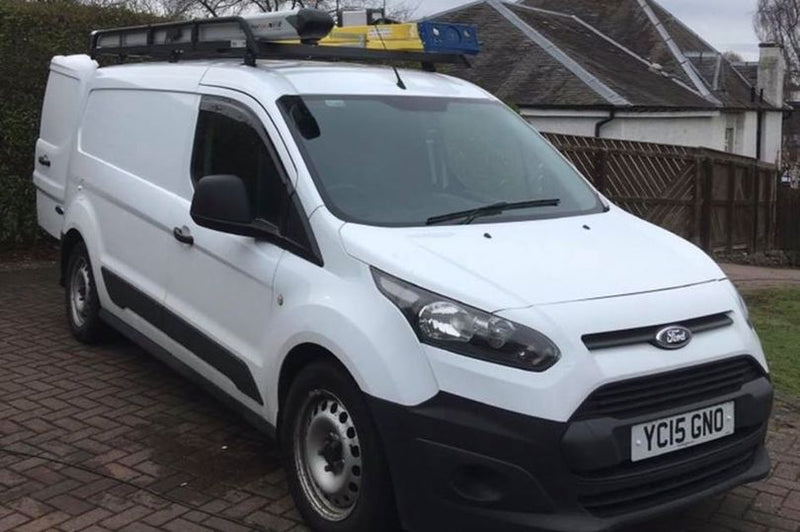 van tools stolen scotland