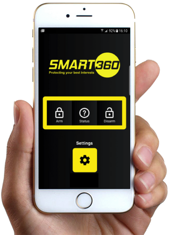 Apple/Android-app-google-play-smart360-van-alarm