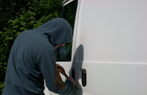 power tools have been stolen from van uk
