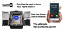 Smart360 Van Alarm system wireless theft alert GSM system