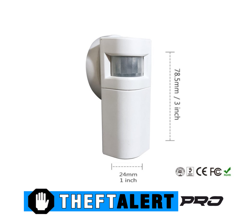 Smart360 PRO Wireless GSM PIR Van Alarm