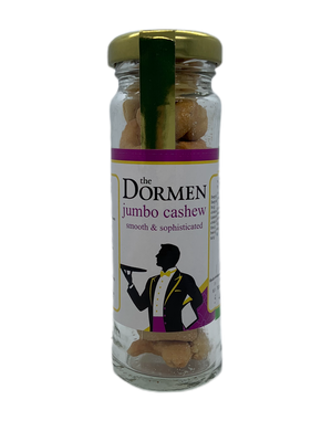Salted Cashews Bartec Jar - The Dormen Food Company