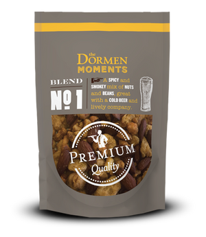 Beer Nut Mix, 24 x 45g - The Dormen Food Company