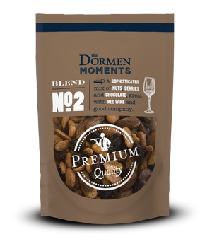 Red Wine Nut Mix - The Dormen Food Company