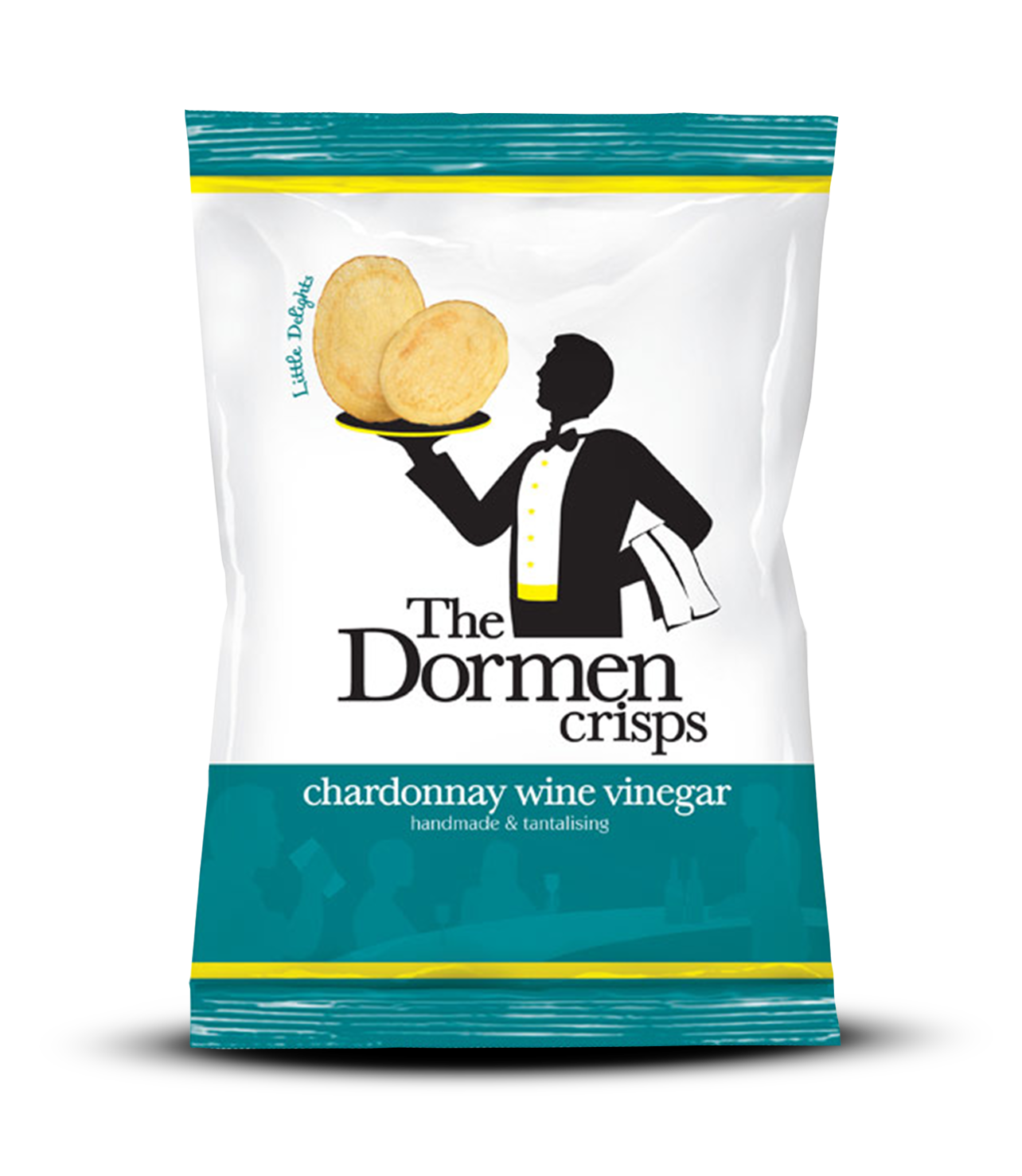 Chardonnay Wine Vinegar Crisps - Case