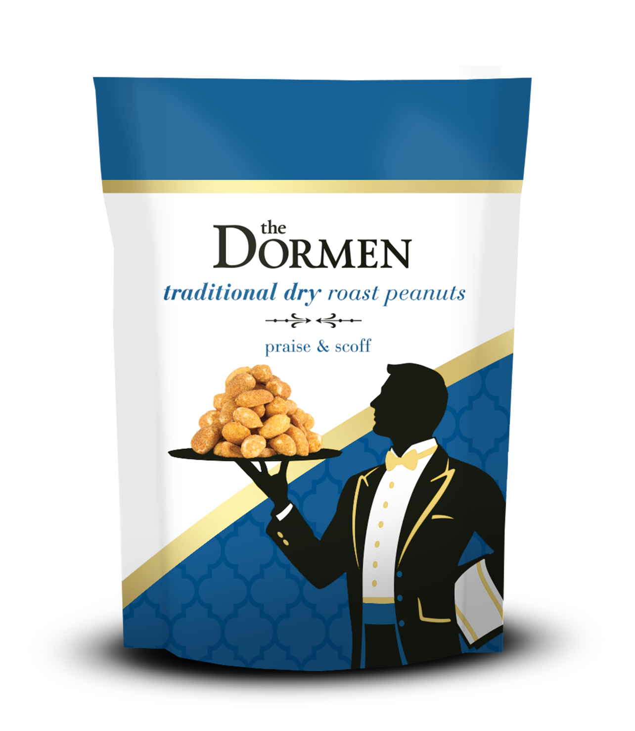 Dry Roasted Peanuts (Trade) - The Dormen Food Company