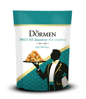 Japanese Rice Crackers - The Dormen Food Company