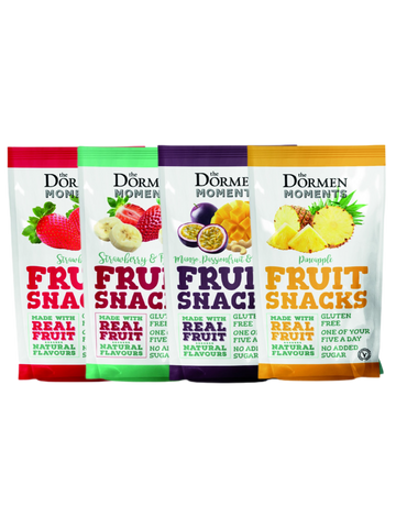 Fruit Snacks Bundle, 24 x 40g - The Dormen Food Company