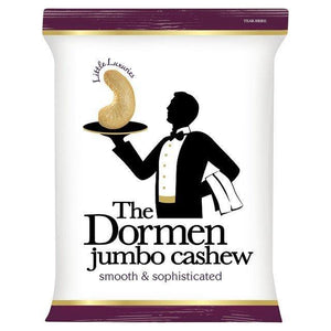 Jumbo Cashews,12 x 130g (Trade)