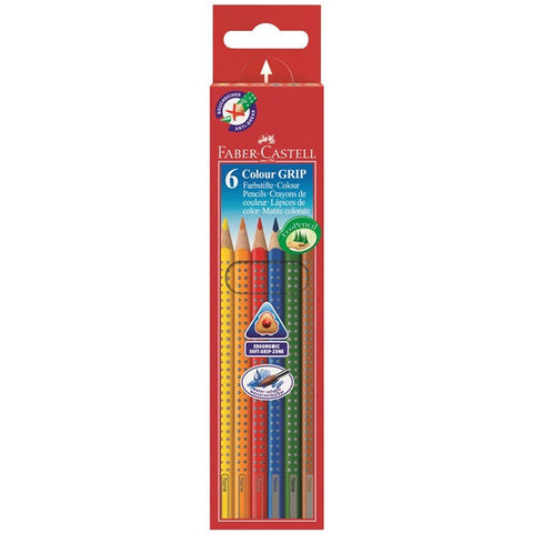 Coloured pencil Colour GRIP cardboard box