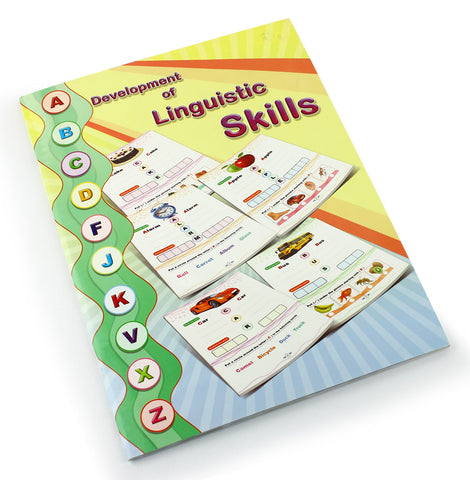 Development of linguistic skills - Children learning